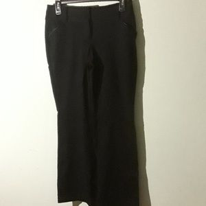 Alfani black dress pants